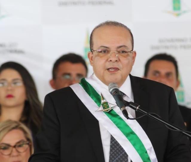 Filho de piauiense é empossado governador do Distrito Federal