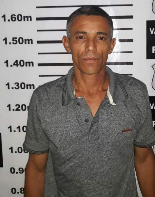 Foragido é preso em Valença