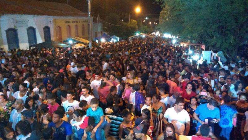 Prefeitura leva grande público à Desembargador Amaral no Réveillon