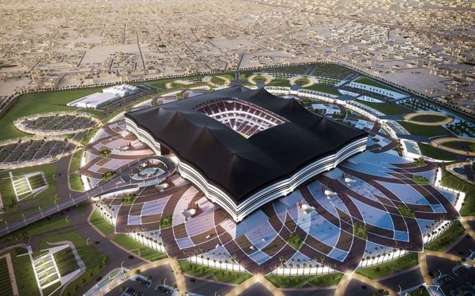 Arena Catar (Foto: AFP)