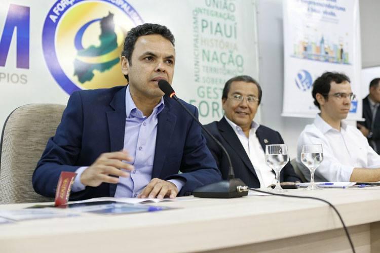 Mais de 80 prefeitos do PI participarão da mobilização em Brasília próxima quarta