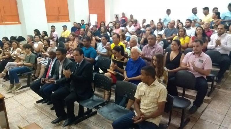 Mylana Vilarinho compõe Mesa Diretora da Câmara de Vereadores