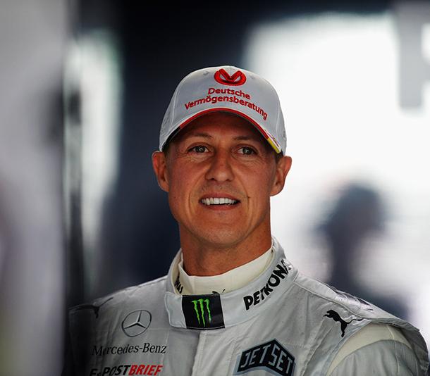 Esposa de Michael Schumacher manda recado para os fãs e pede privacidade