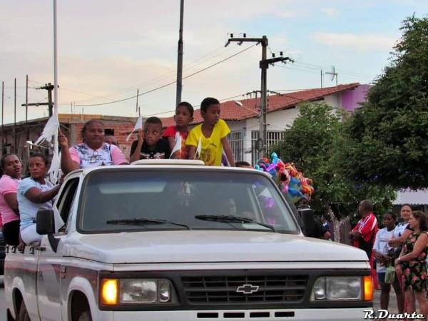 Carreata e celebração marcam abertura do festejo de Regeneração