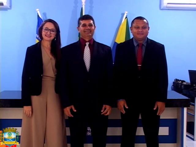 Nova Mesa Diretora é eleita na Câmara de Vereadores de Piracuruca