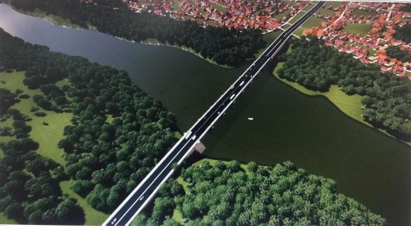 Construção de nova ponte sobre o rio Poti iniciará em abril