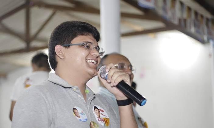 Oliveira Neto afirma que busca consenso pela reeleição de Themístocles