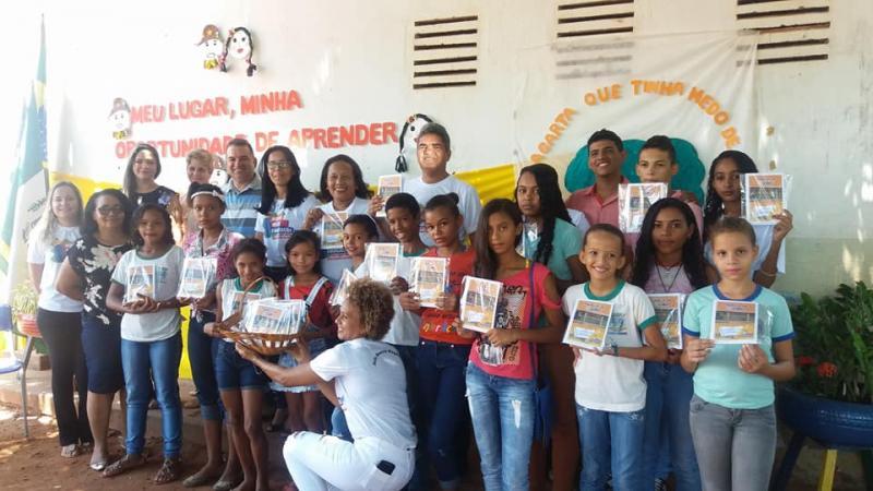 Escola João Benício realiza culminância do Projeto Novo mais Educação