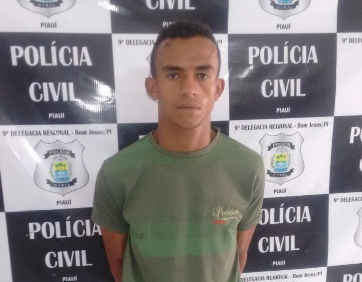 Polícia prende acusado de matar homem com chave de fenda no Piauí