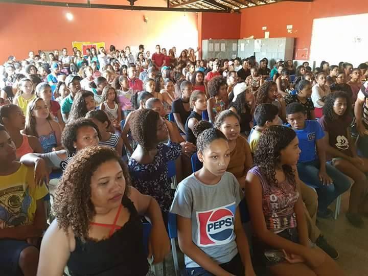 Mais de 650 jovens de Amarante participam de atividades do II Circuito Cultura Viva