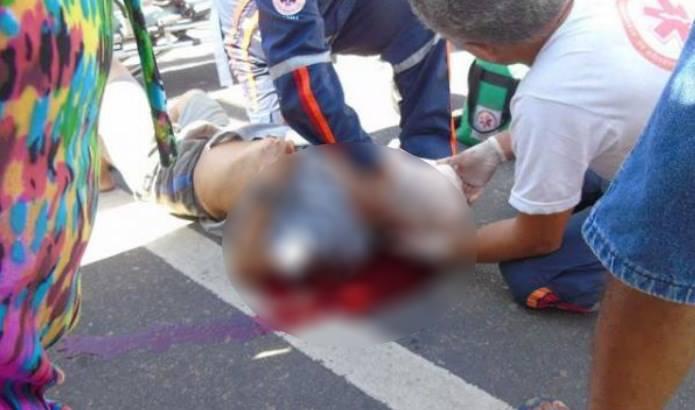 Homem morre ao se envolver em acidente em Batalha