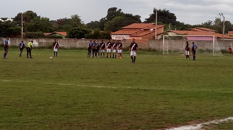 Grêmio e Embiratanha se enfrentaram pelo campeonato de São Gonçalo -PÍ