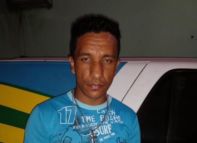 Acusado de matar enteado com golpe de faca no Piauí é preso