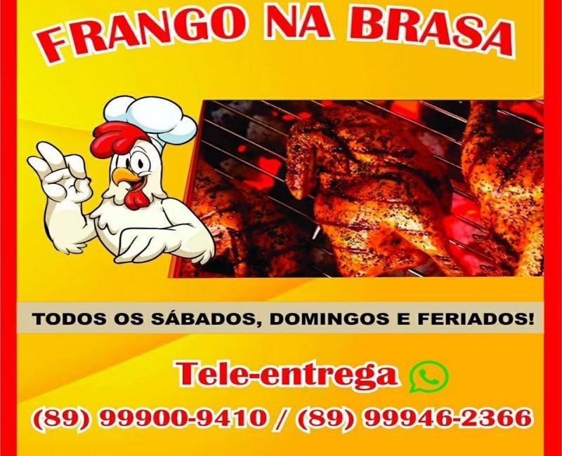 Frango na Brasa em Gilbués Piauí