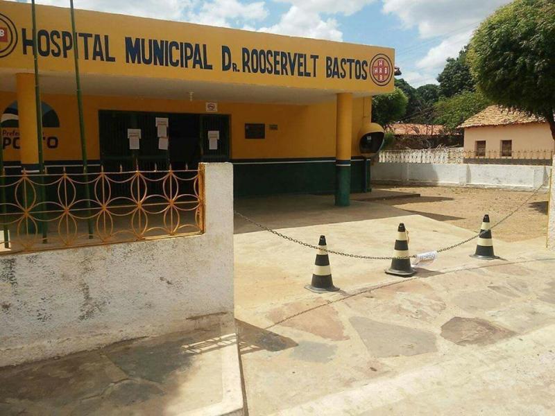 Idosa de 63 anos morre na calçada do hospital da cidade de Porto-PI