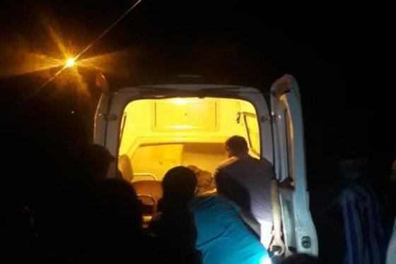 Acidente em curva deixa um morto e dois feridos no Piauí