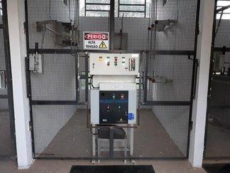 Agespisa opera nova subestação elétrica de captação de água em Piripiri