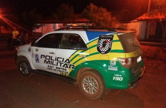 Homem tem veículo roubado durante assalto no interior do Piauí