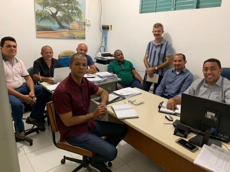 Reunião define planejamento de ações da SEINFRA para 2019