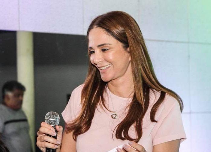 Lucy Soares diz que seguirá posição do PP e votará em Hélio Isaías