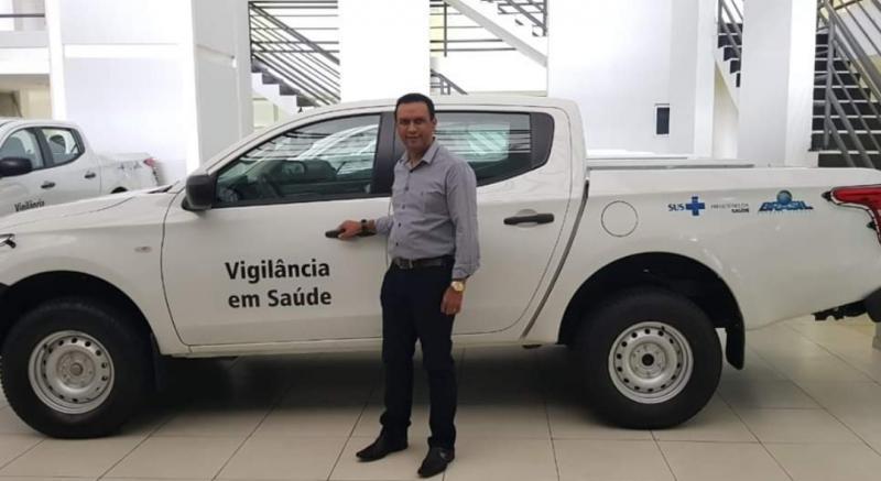 Ribeira do Piauí recebe veículo para a Saúde