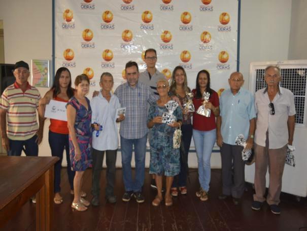 Prefeitura de Oeiras entrega os prêmios do IPTU Premiado 2018