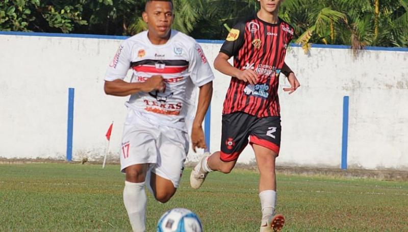 Ex-aluno de escolinha, em Oeiras, disputa a Copa São Paulo de Futebol JR