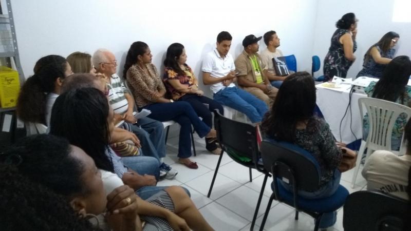Saúde reúne servidores para avaliação e planejamento de ações em Amarante