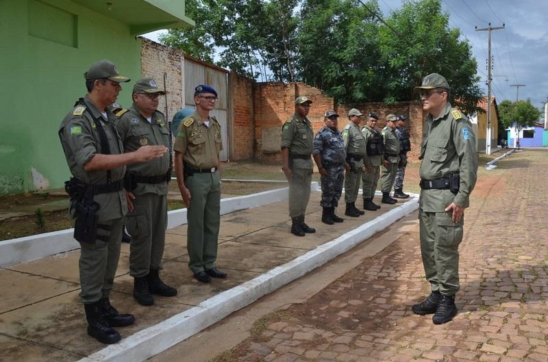 Tenente Coronel Assis é o novo Comandante da Polícia Militar de Oeiras