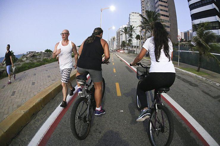 Multas para pedestres e ciclistas começam a valer em março no PI
