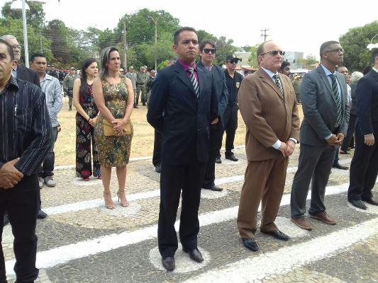 """Diploma """"Amigo da Polícia Militar"""" para Glebson Cardoso de Colônia do Gurguéia-PI"""
