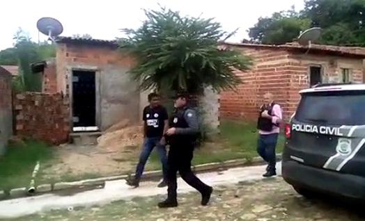 Acusado de estupro é preso na zona norte de Teresina