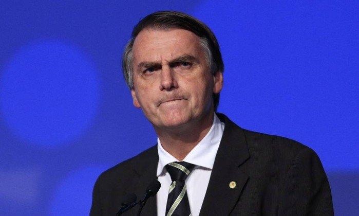 Respaldo jurídico a Agentes de Segurança é urgente, diz Bolsonaro