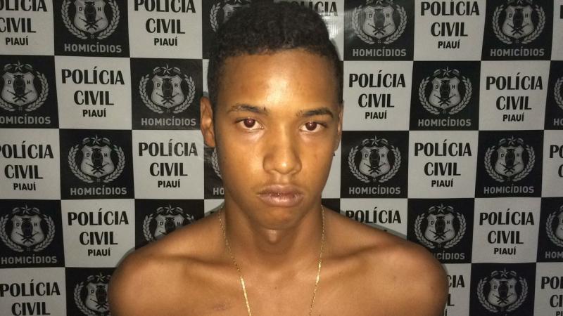 Polícia prende acusado de matar estudante em Teresina