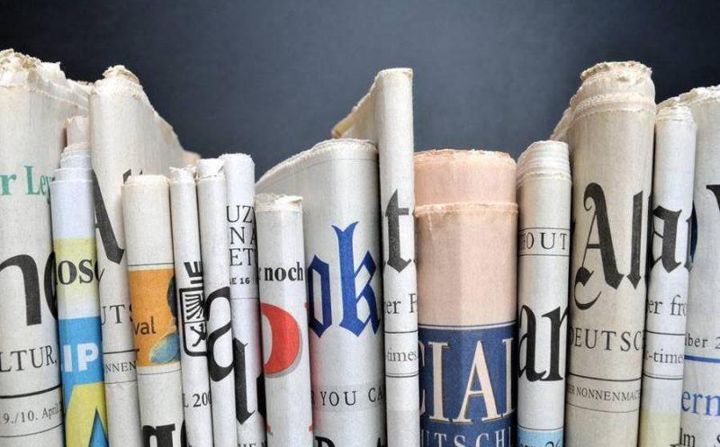 As notícias de destaques nos matutinos brasileiros
