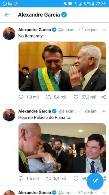 Presidente Bolsonaro aproveita os ataques no Ceará para mudar as leis