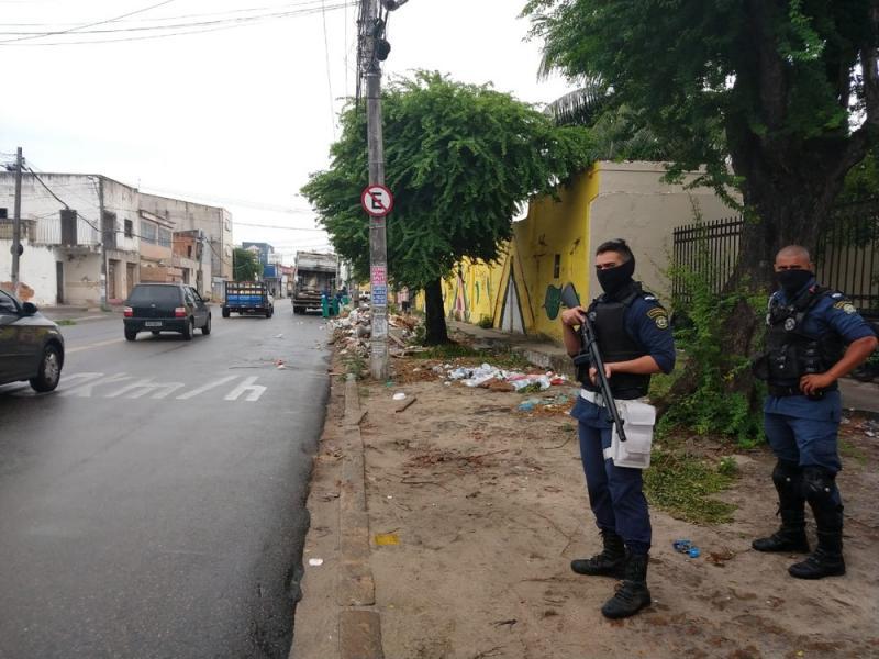 """Lei da recompensa"" vai pagar quem denunciar autores de ataques no Ceará"