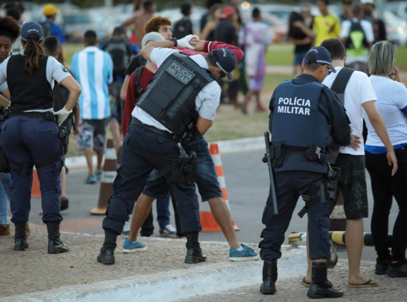 Polícias mais enérgicas contra o crime organizado,aponta pesquisa