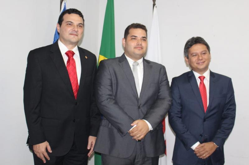 Advogado Adriano Borges, toma posse como conselheiro seccional da OAB