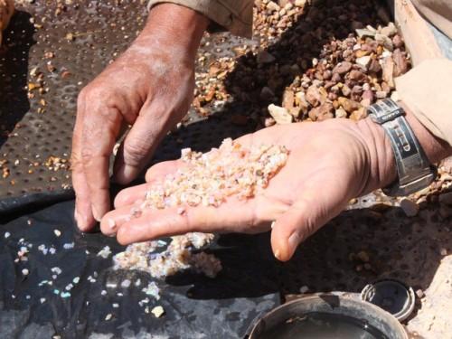 Empresa multinacional dá início a extração de diamantes no Piauí