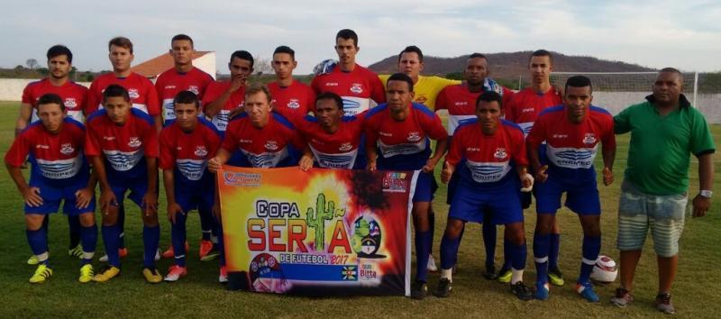 Seleção belavistense sofre segunda derrota na Copa Sertão de 2017