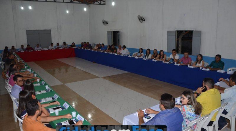 Prefeito reuniu equipe para avaliar ações desenvolvidas no ano de 2018