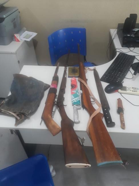 Sobrinho é preso acusado de tentar matar o tio no interior do Piauí