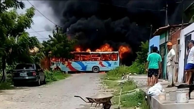 Ceará contabiliza 353 suspeitos presos por atos criminosos