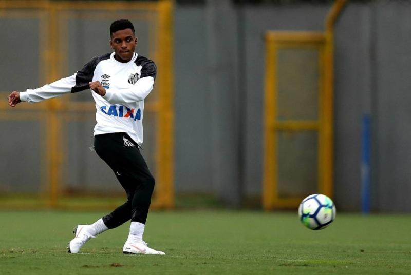 Real Madrid contrata o brasileiro Rodrygo por 170 milhões de reais