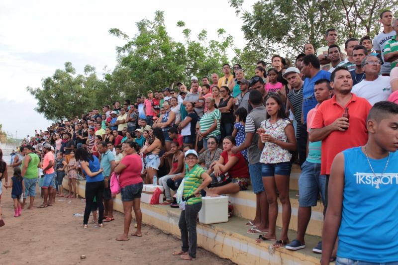 Seleção de Agricolândia vence a de Olho D'água pela Copa Ampar