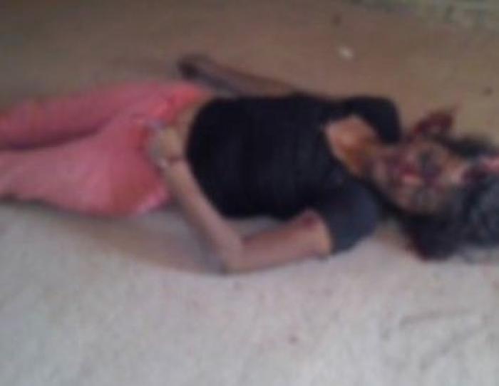 Mulher é morta com golpe de foice e pedrada pelo companheiro no PI