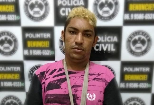 Polinter prende acusado de roubo na zona sul de Teresina