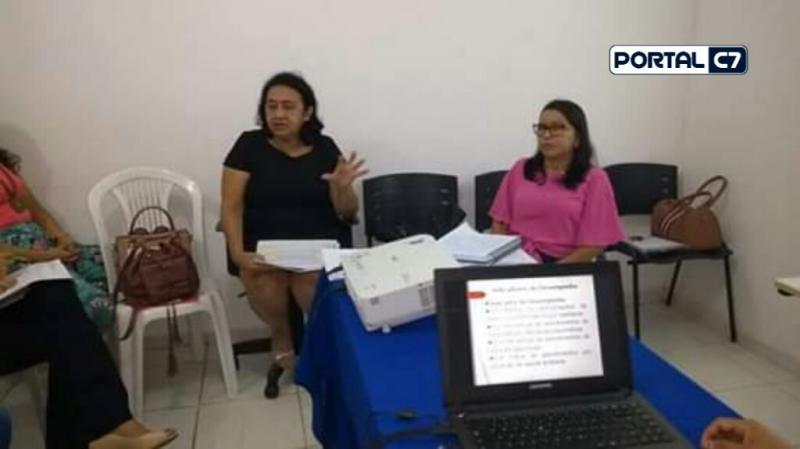 Prefeitura Municipal de Amarante dando continuidade no trabalho na Saúde