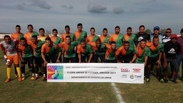 Seleção de Agricolândia Vence Olho D'água e vai a Final da II Copa da AMPAR
